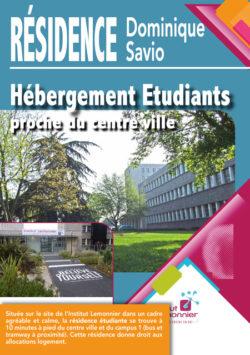 Logement étudiant Caen