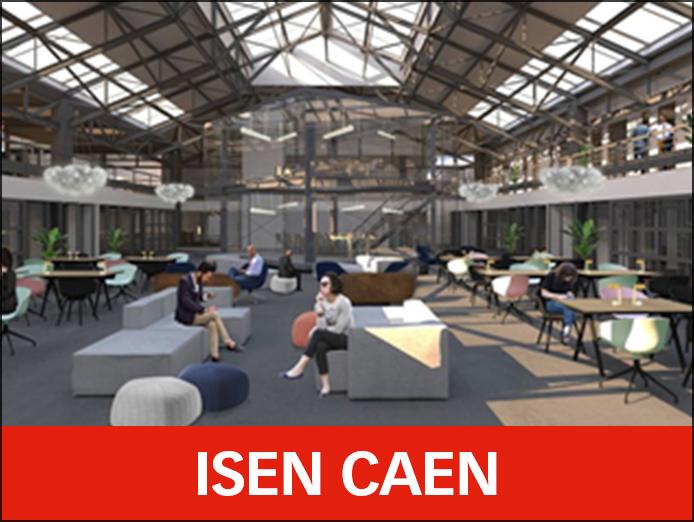 Ecole d'ingénieurs à Caen